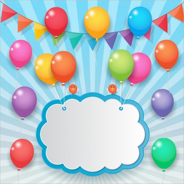 Free Birthday Banner Template