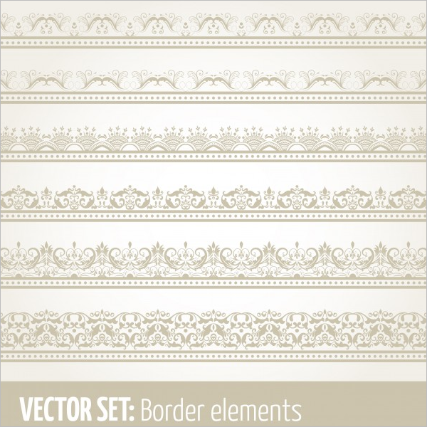 Free Border Design Template