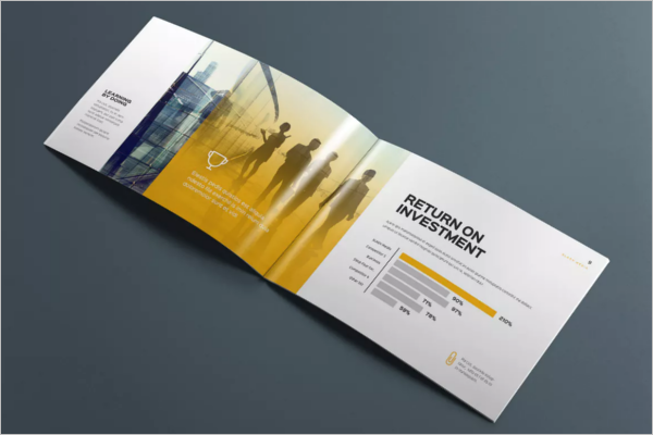 56 Brochure Mockup Templates Free Psd Designs