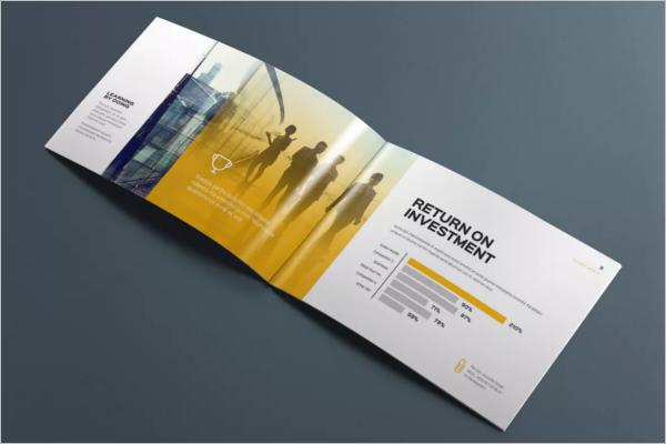 Free Brochure Mockup Design