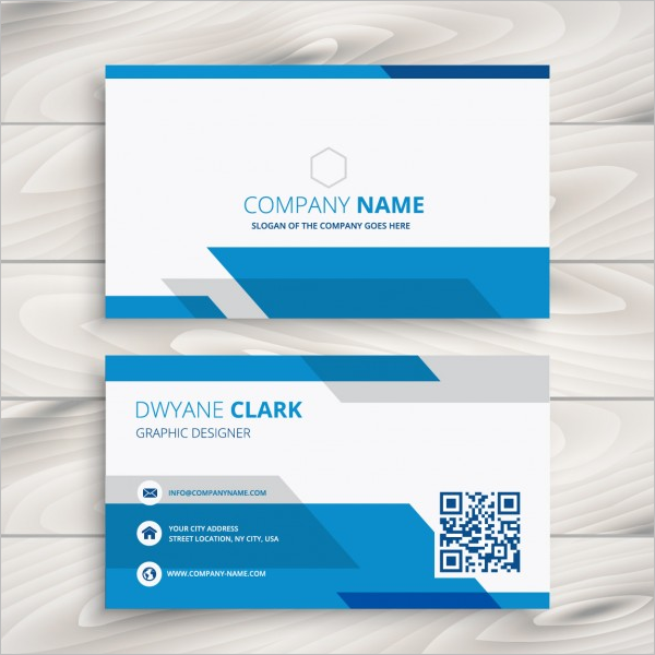 Free Creative Business Card Design