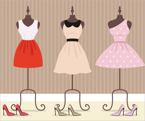 Free Dress Design Template