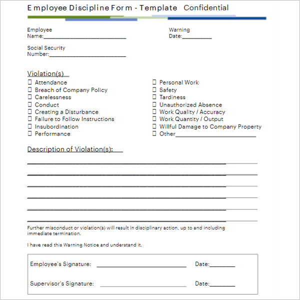 Free Employee Referral Form