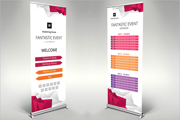 Free Event Banner Template
