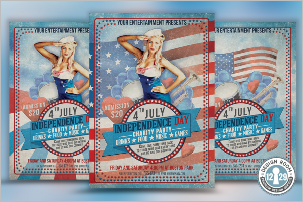 Free Flag Flyer Template