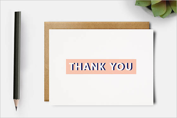 Free Interview Thank You Card