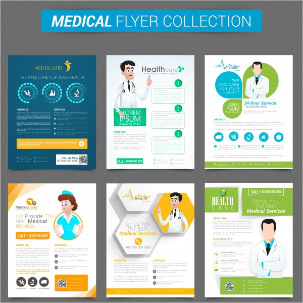 Free Medical Flyer Template