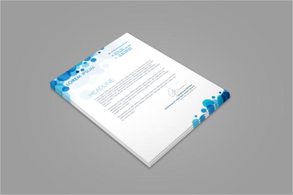 Free Paper Mockup Template