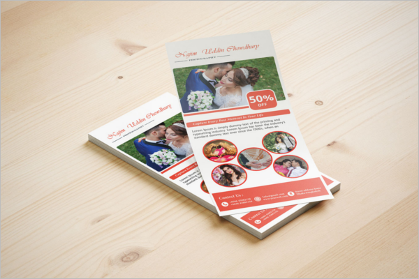 Free Rack Card Template