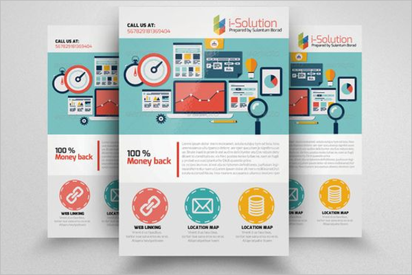 Free SEO Flyer Template