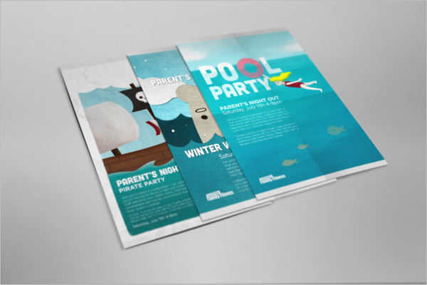 Free Seasonal Event Flyer Template