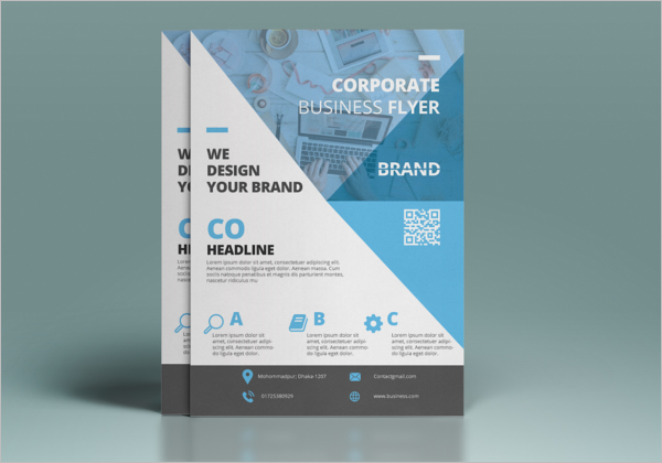 Free Small Business Flyer Template