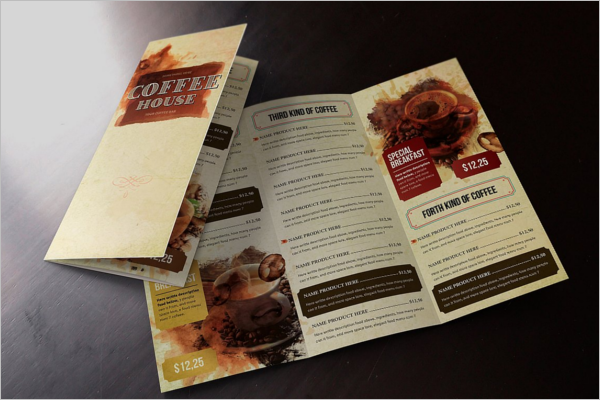 FrenchCafe Menu Template