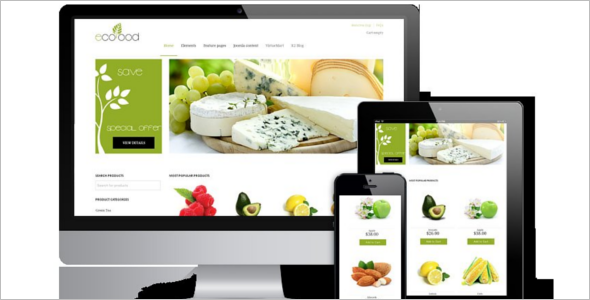Fully Responsive VirtueMart Template