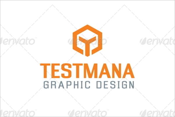 Graphic Design Logo Template