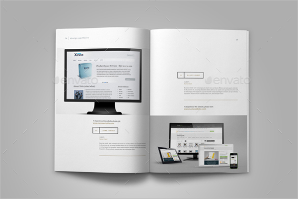 Graphic Design Template Photoshop