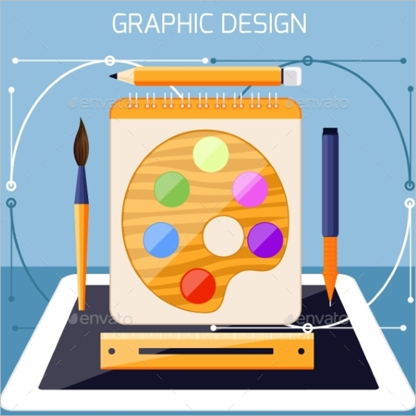 Graphic Design PowerPoint Template