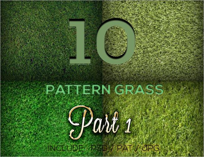 Grass Texture Pattern Design