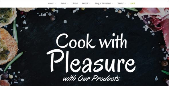 Grocery Prestashop Theme