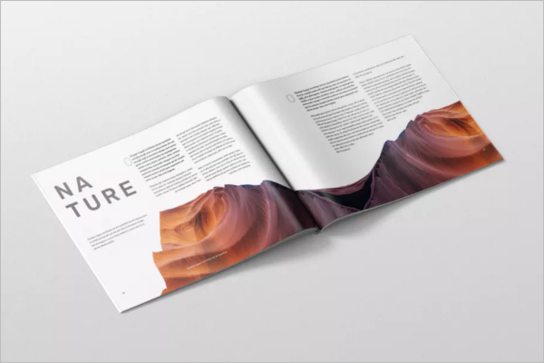 HD Magazine Mockup Design