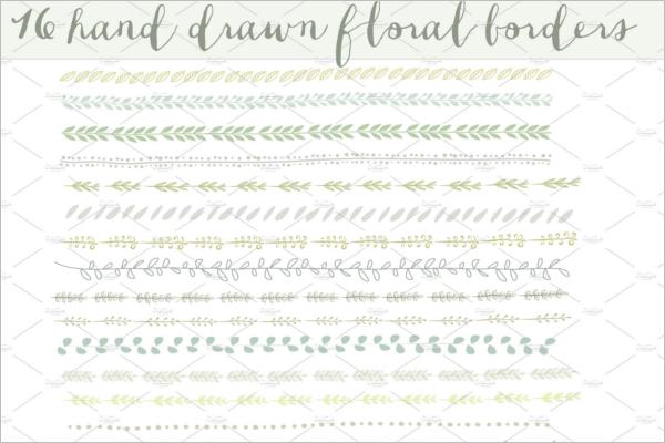 Hand Drawn Border Design