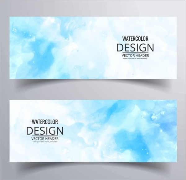 Hand Painted Banner Design