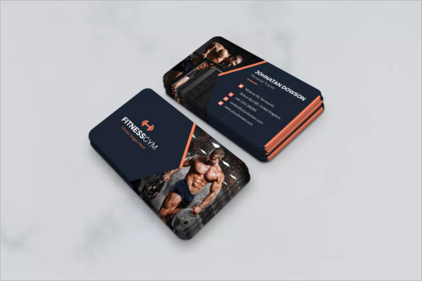 Health Care Business Card Design