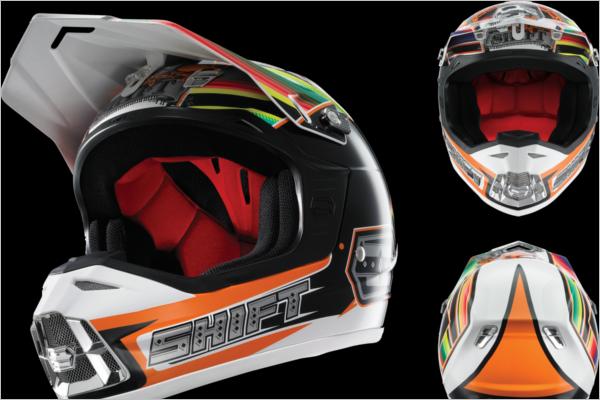 Helmet Mockup Free Vector Design