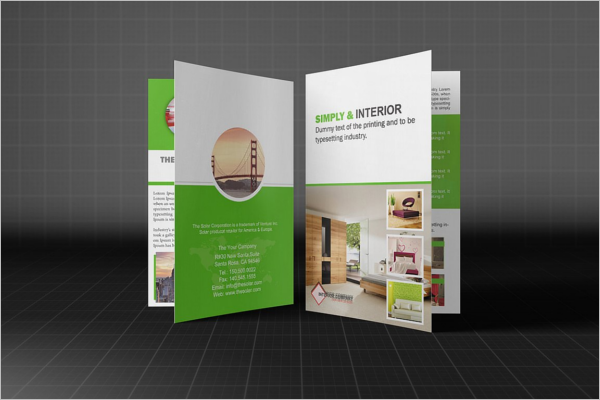 House Interior Design Template