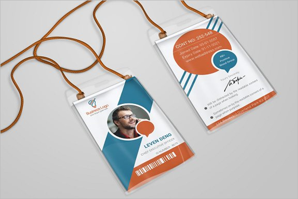 ID Card Design Bundle