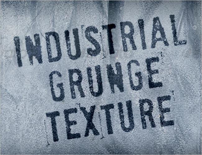 Industrial Metal Wall Texture Design