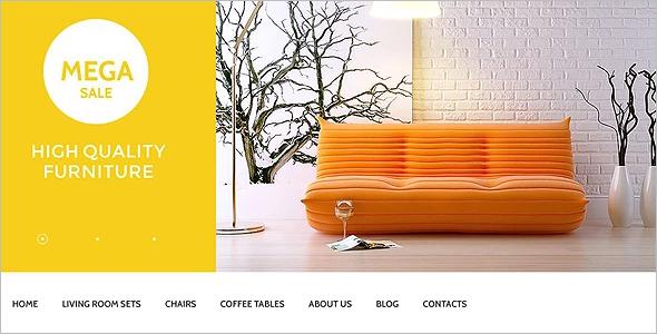 Interior DesignVirtuemart Template