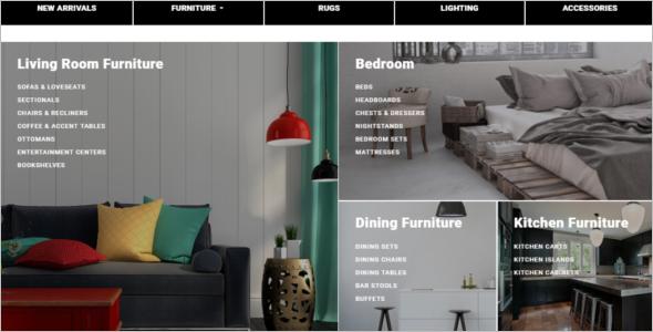 Interior & Home OpenCart Theme