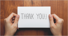13+ Best Interview Thank You Card Templates