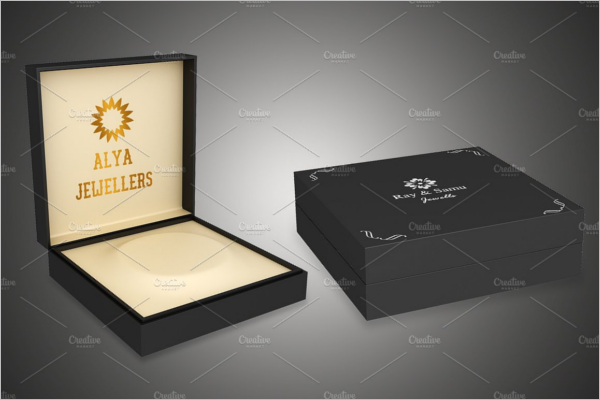 Jewelery Box Mockup Bundle