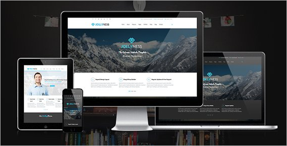 Joomla Web Design Template