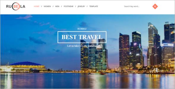 Joomla Website Design Template