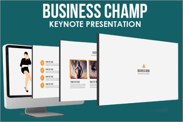Keynote Presentation Design