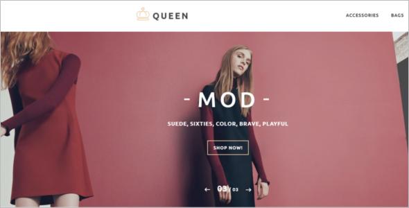 Ladies Fashion OpenCart Template