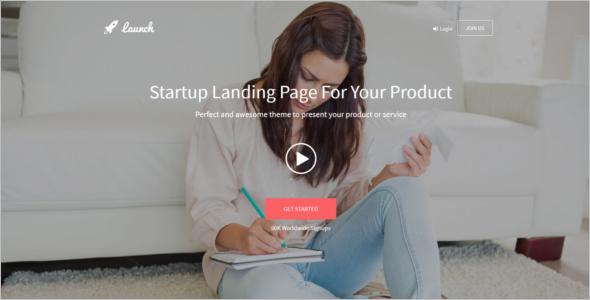 Landing Page Bootstrap Theme