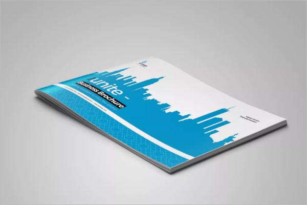 Landscape Brochure Design Template