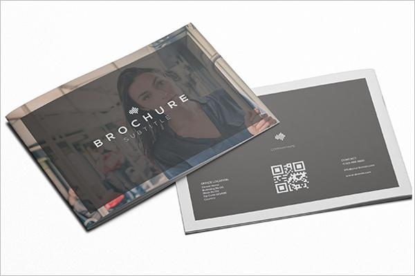 Landscape Brochure Template Free Download