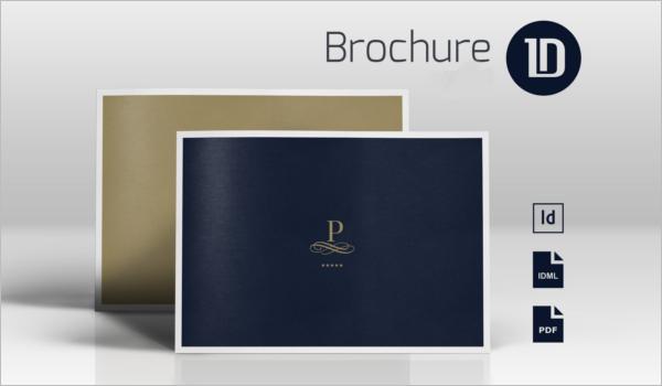 Landscape Brochure Templates Free PSD PDF InDesigns - Landscape brochure template