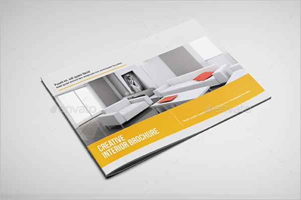 Landscape Catalogue Brochure Template