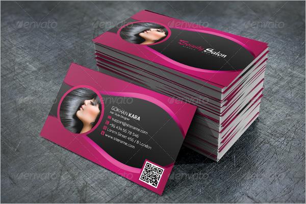 40 Beauty Business Card Templates Free Design Ideas