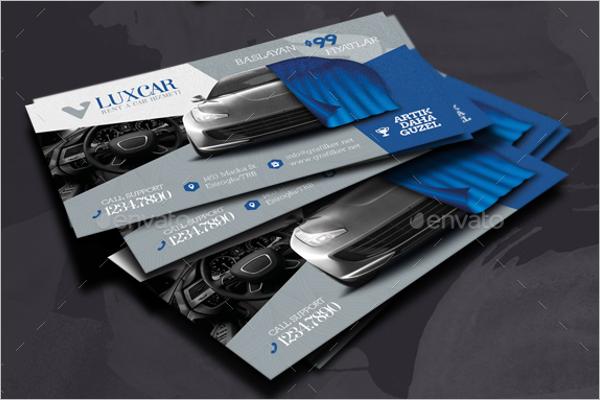 Latest Business Card Design