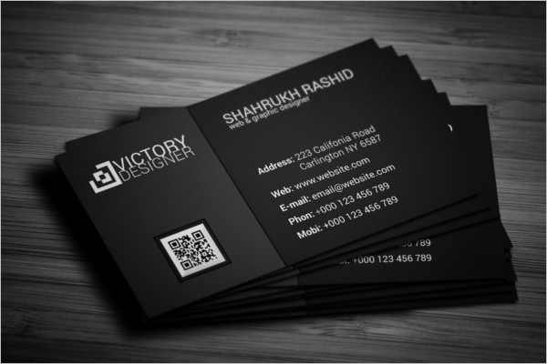 Latest Corporate Business Card Template