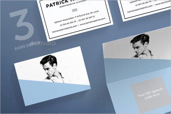 Latest Designer Business Card Template