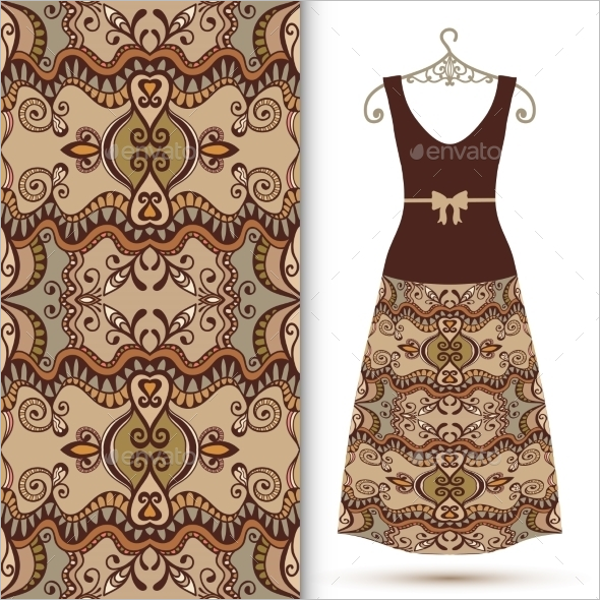 Latest Dress Design Template