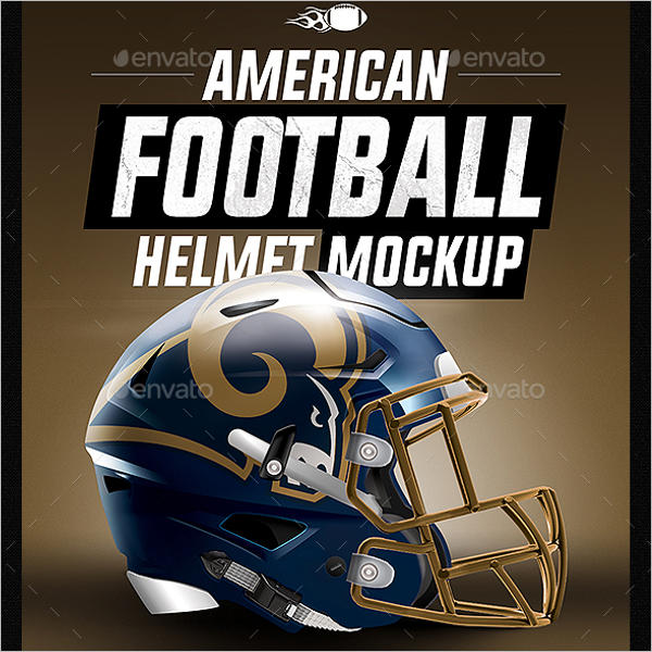 Latest Helmet Mockup Design